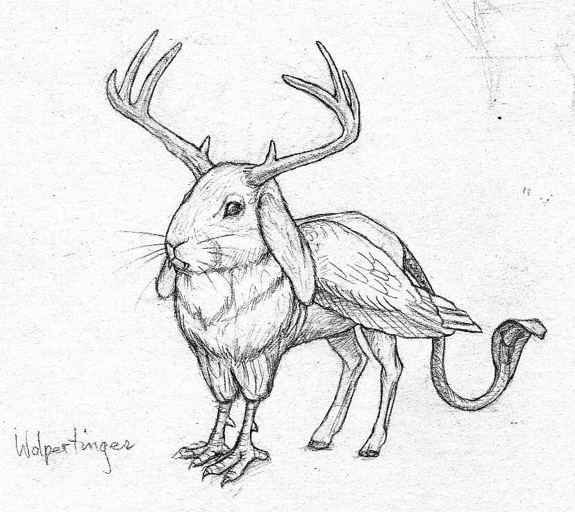 828x737 Image Result For Drawings Of Creatures Created Combining Animals