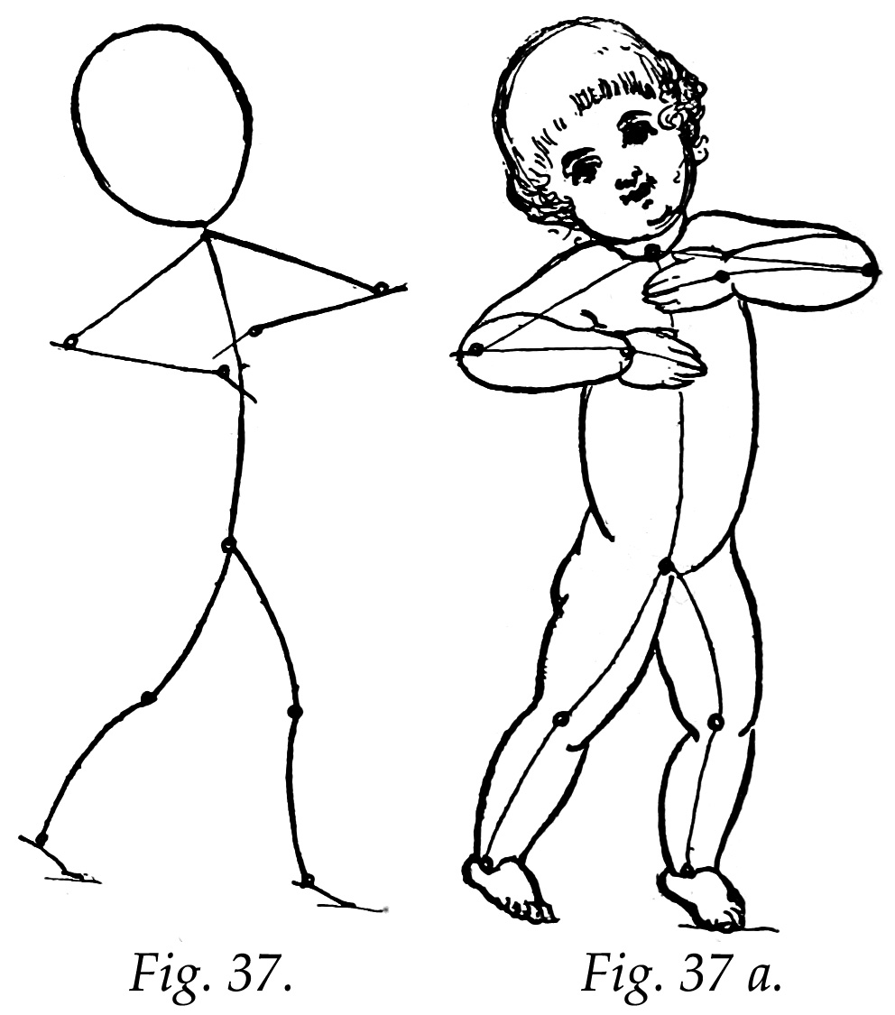 992x1125 Figure Drawing Children Caroline Hunt Rimmer