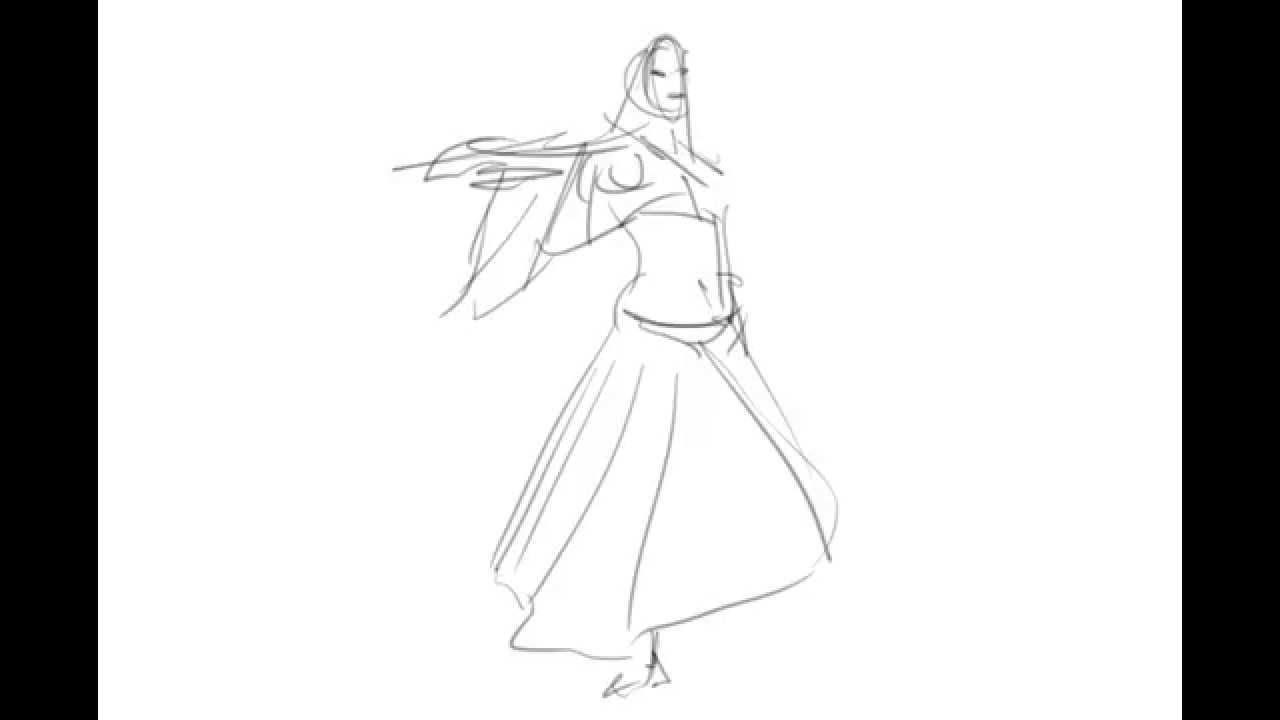 1280x720 Quick Sketches