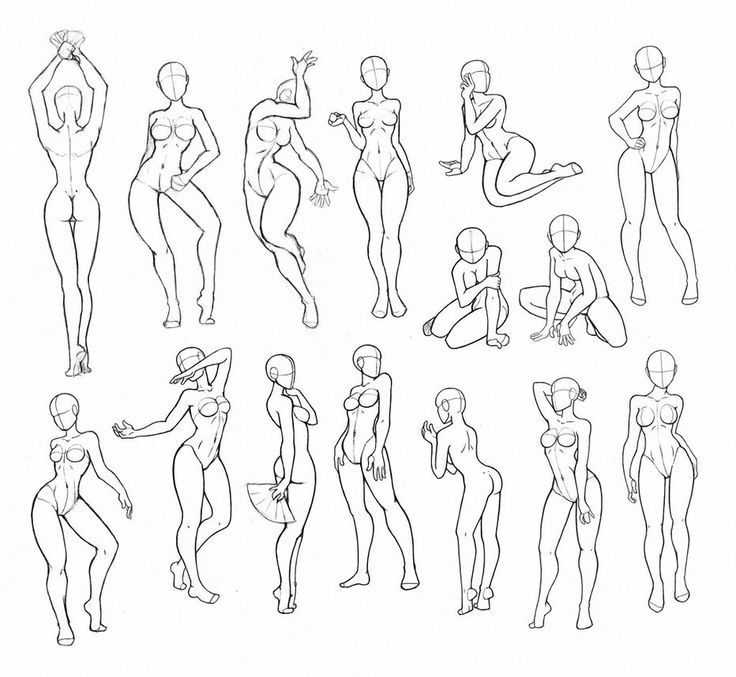 736x677 Image Result For Female Pose Reference Drawing Action Art