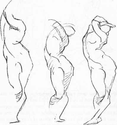 395x422 Joshua Nava Arts Anatomical Drawing