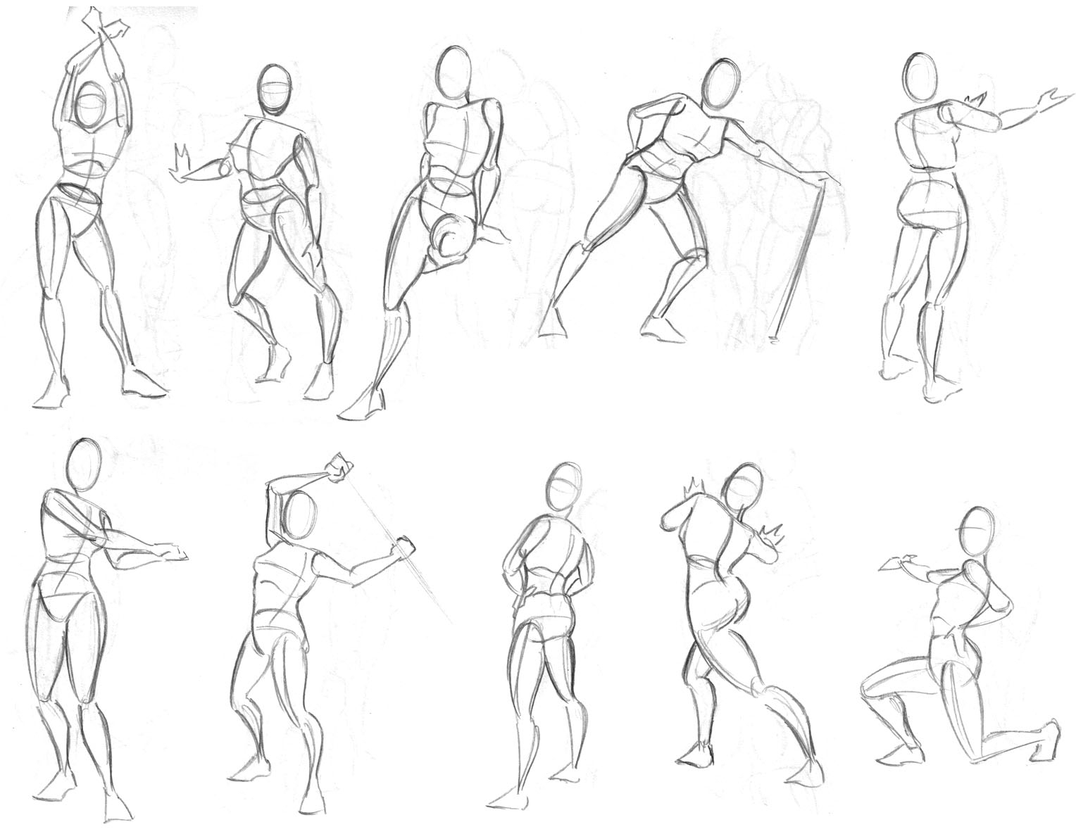 1528x1185 Drawing The Human Figure For Beginners Drawing The Human Figure
