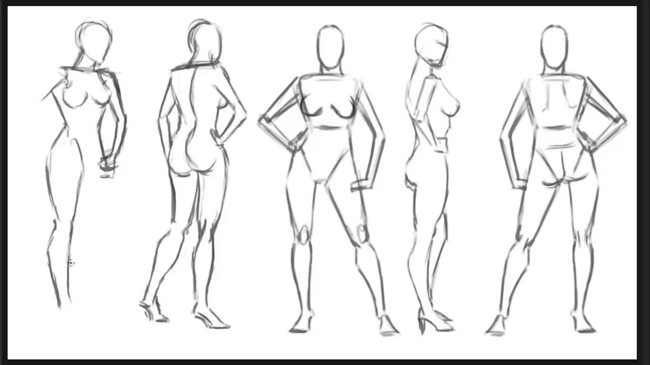1280x720 How To Draw A Five Point Turnaround