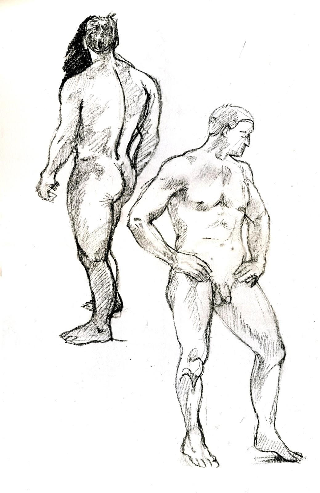 1039x1600 My Sketchblog More Life Drawing