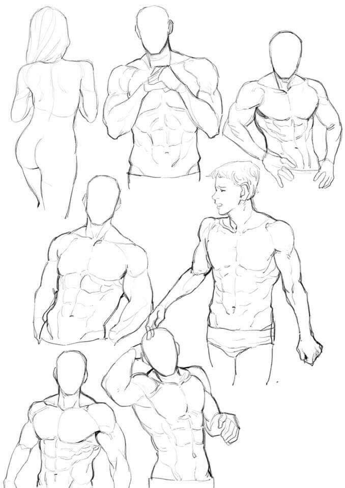 678x960 Ares Aesthetic 0 Figures Body Anatomy, Drawings
