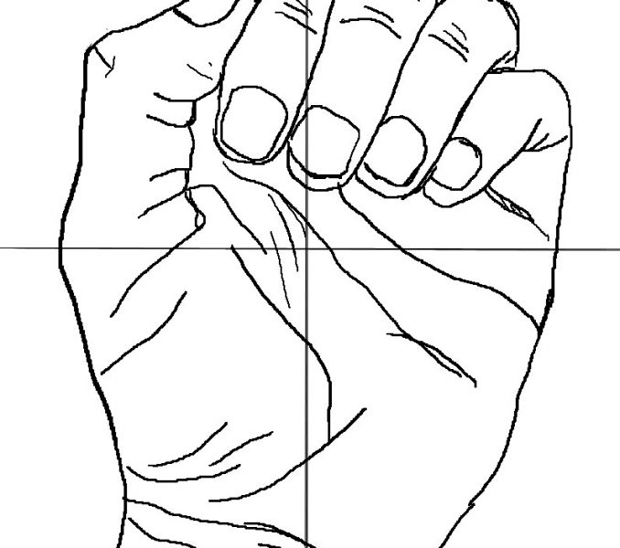 678x600 Outline Pictures For Drawing Kids Coloring Page
