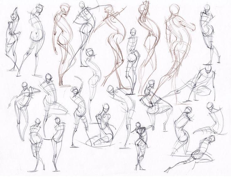 736x566 Human Anatomy Art Reference 407 Best Michael Hampton Images