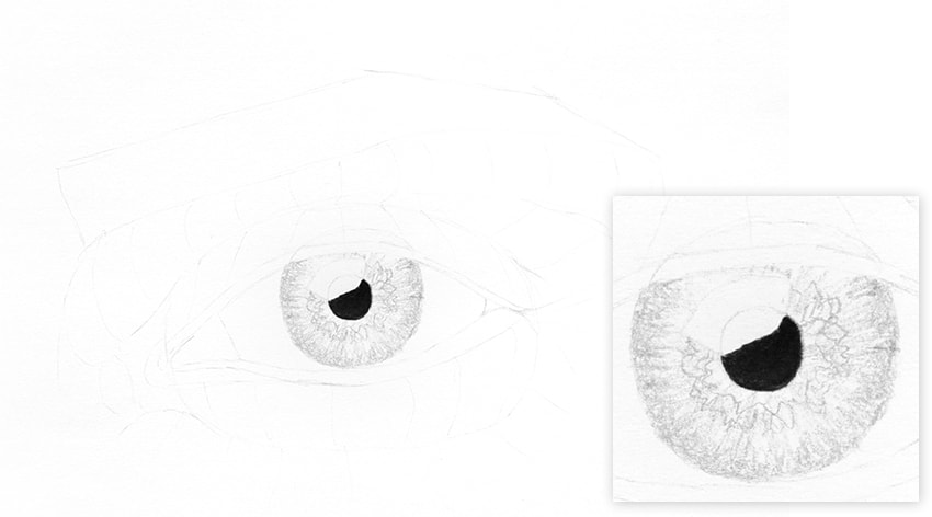 850x472 How To Draw A Realistic Eye