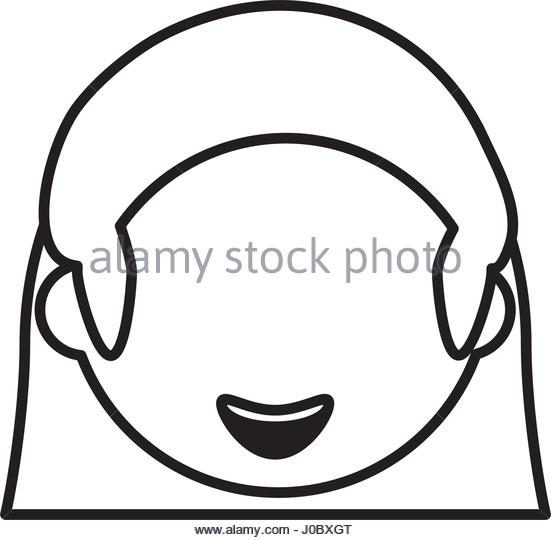 551x540 Outline Vector Human Head Face Stock Photos Amp Outline Vector Human