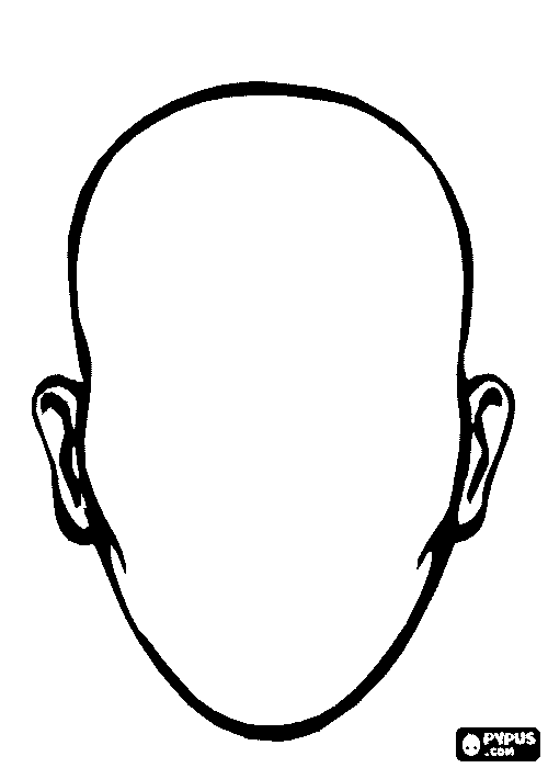 Human Face Outline Drawing at GetDrawings   Free download