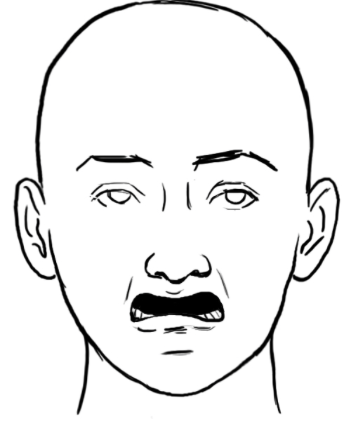 353x427 Tips For Drawing Expressive Faces Why So Serious