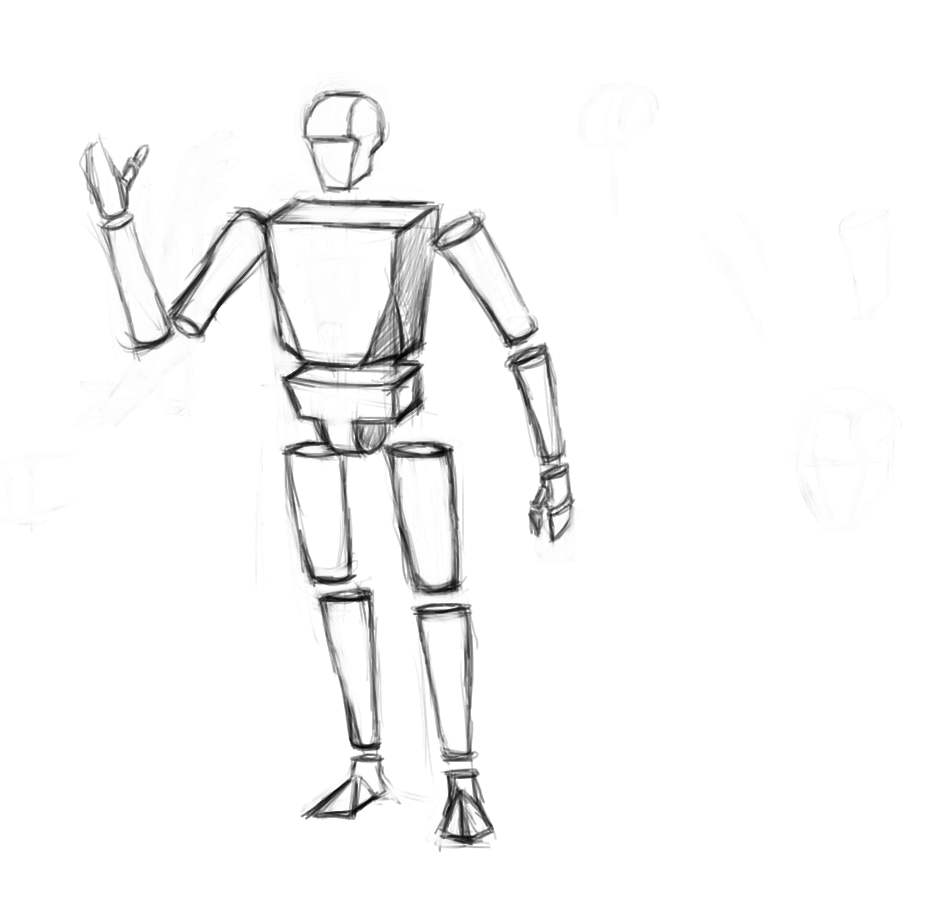 It's just a picture of Invaluable Figure Drawing Basics