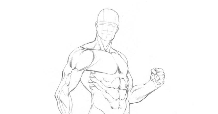 900x472 More Superhero Figure Templates Robert Atkins Art