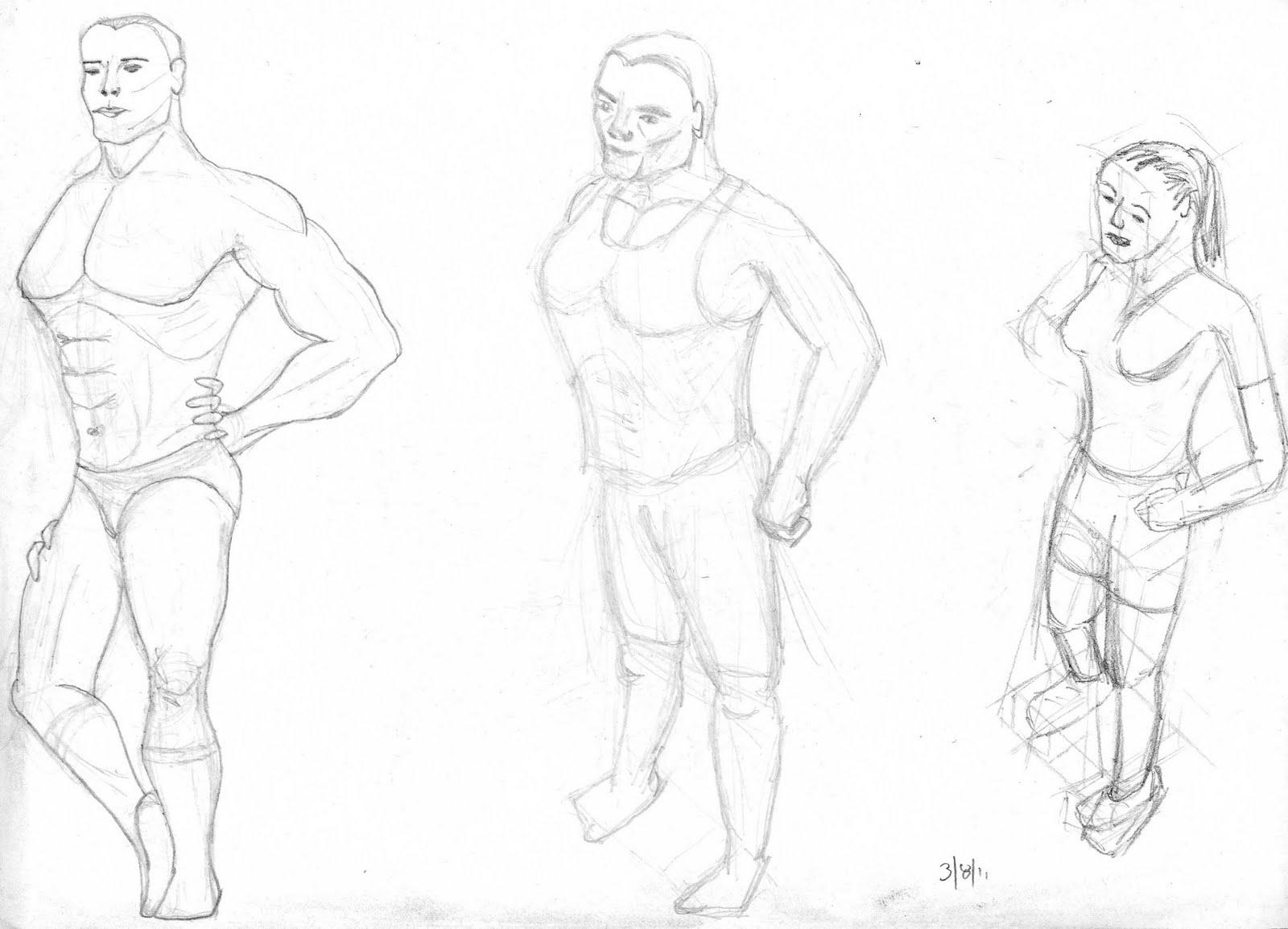 1600x1154 Figure Drawing Box Method