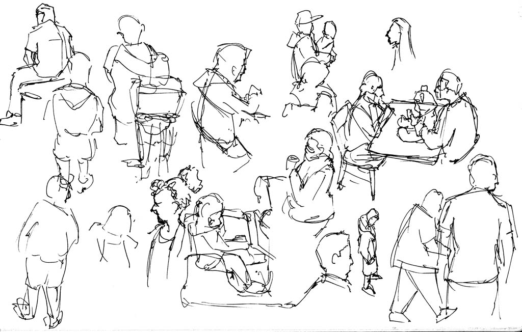 1024x652 Figure Drawing Lineweights