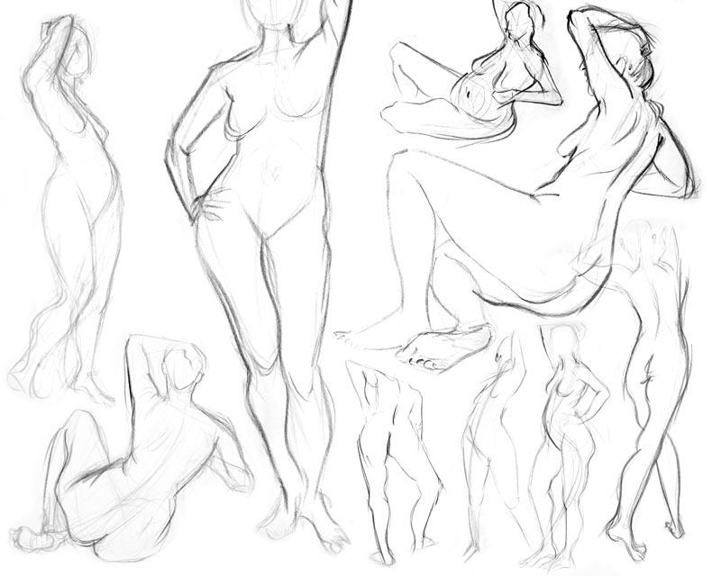 800x640 Ashcan Sketches