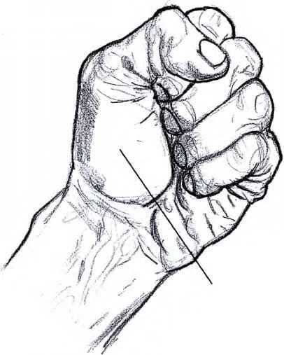 406x507 How To Draw Manga Hand