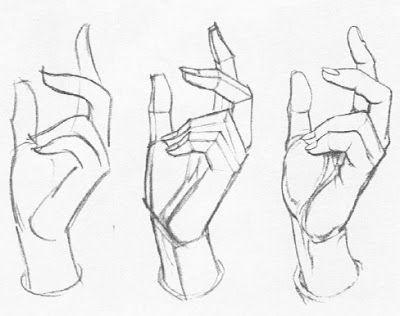 400x316 Three Steps In Blocking The Hand (Gurney Journey) Third, Hand