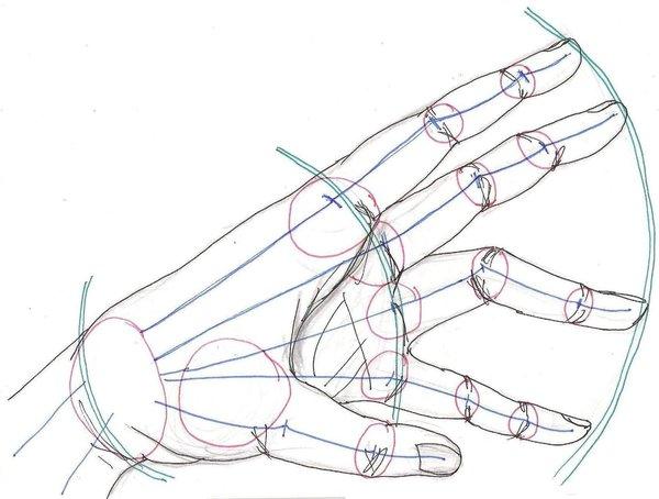 600x454 Hand Sketch By Bloodyvampres