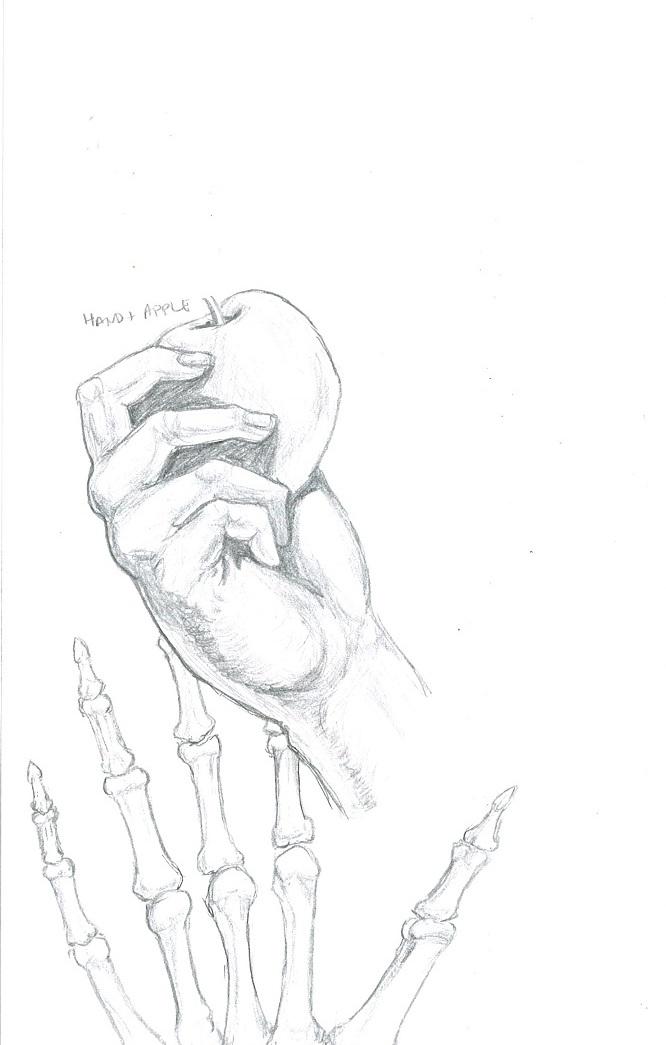 666x1045 Hands Gotta Keep Drawing!