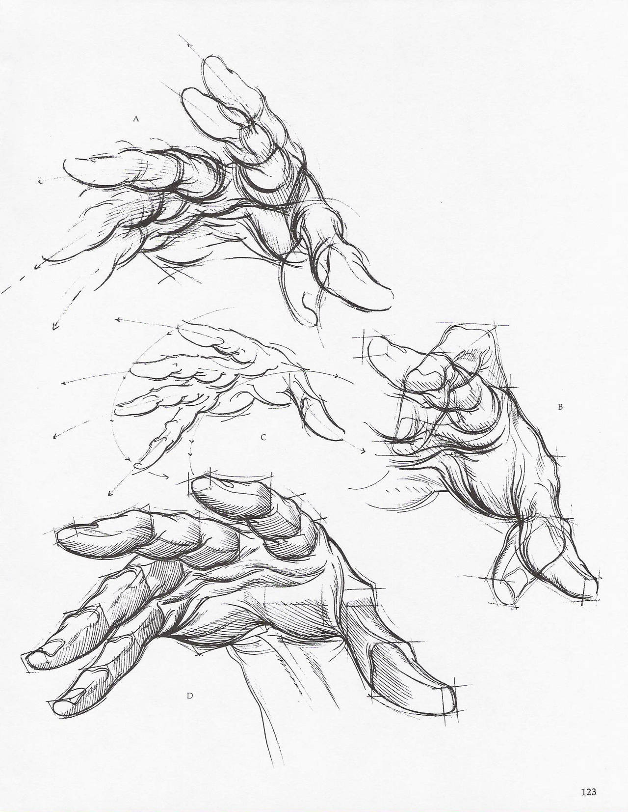 1280x1653 Soullesshusk The Hands From Dynamic Figure Drawing By Burne
