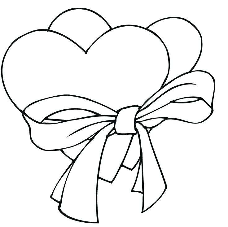 736x733 Human Heart Coloring Page How To Draw Human Anatomy Heart Coloring