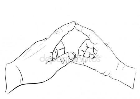 450x318 Human Heart Drawing Simple Stock Vectors, Royalty Free Human Heart