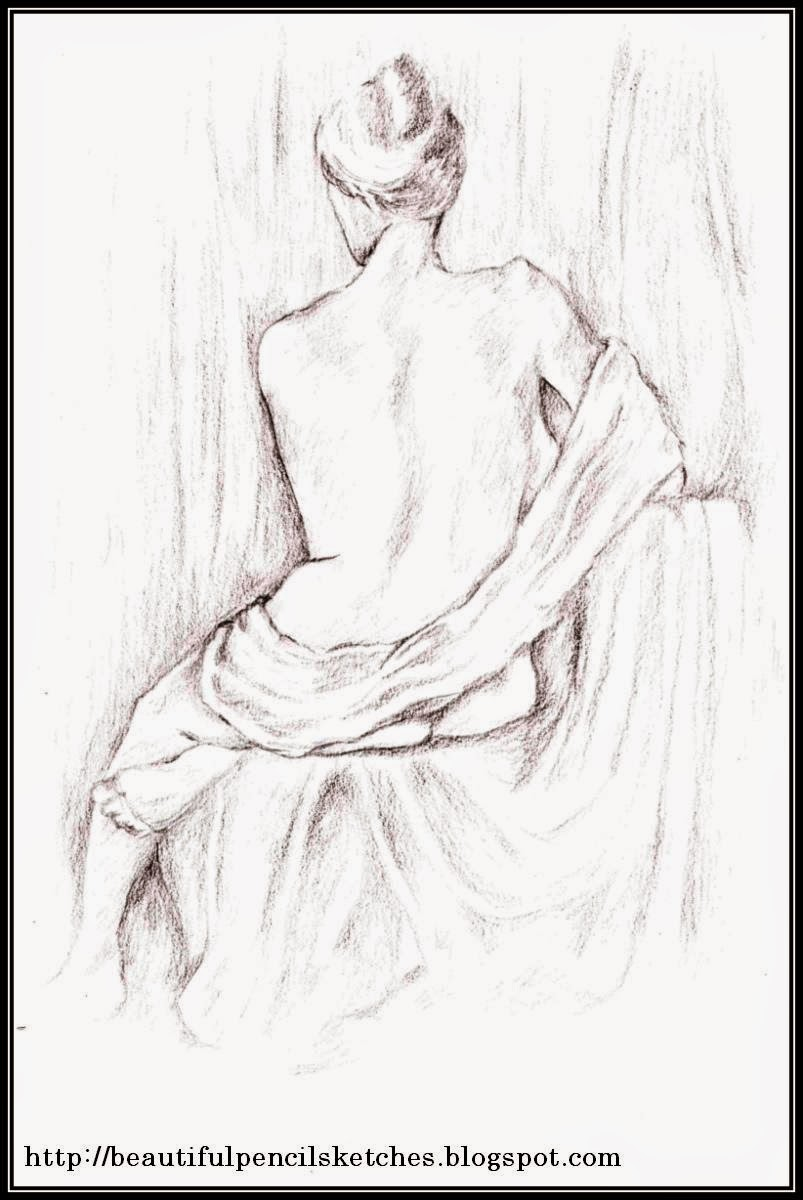 803x1200 Beautiful Pencil Sketches Pencil Sketch Of Beautiful Girl Sitting