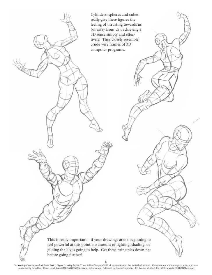 728x942 Figure Drawing Basics