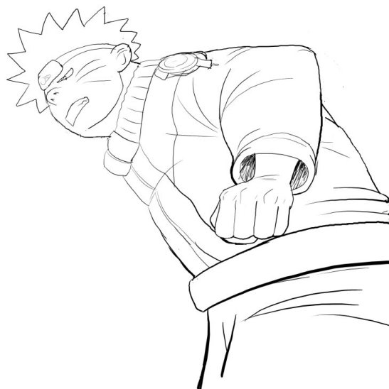 547x548 The Naruto School Of Perspective Drawing Toonzone Forums