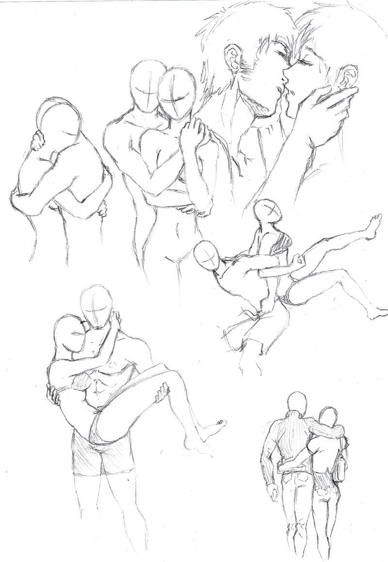 800x1158 Pictures How To Draw Couple Poses,