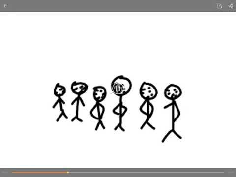480x360 Naruto Short Animation Of Shadow Clone Jutsu Done By Me (Japanese