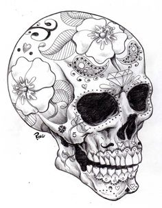 236x302 Skull Tribal By Thelob On Drawlings And Pic