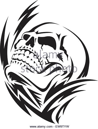 410x540 Engraved Human Skull Stock Photos Amp Engraved Human Skull Stock