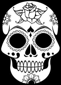 214x300 401 Free Skull Vector Art Public Domain Vectors
