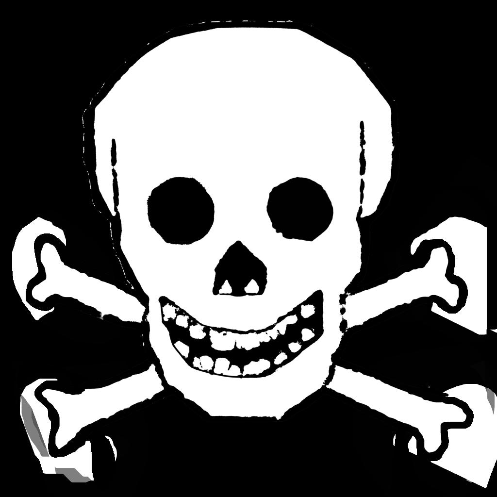 1024x1024 Human Skull
