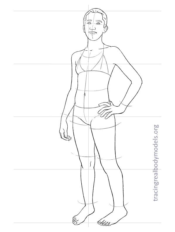 human template drawing at getdrawings com free for personal use