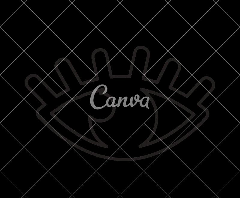 800x661 Eye Drawing Beauty Health Icon