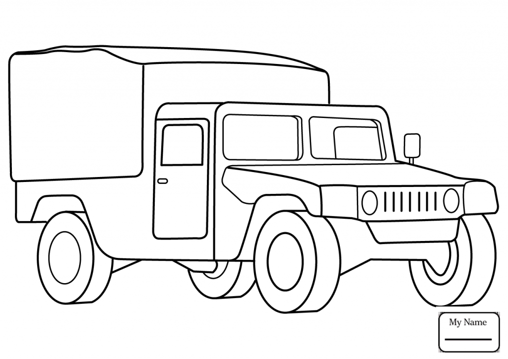 free coloring pages hummer - photo#21