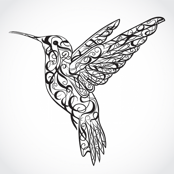 700x700 Hummingbird Tattoo Meaning