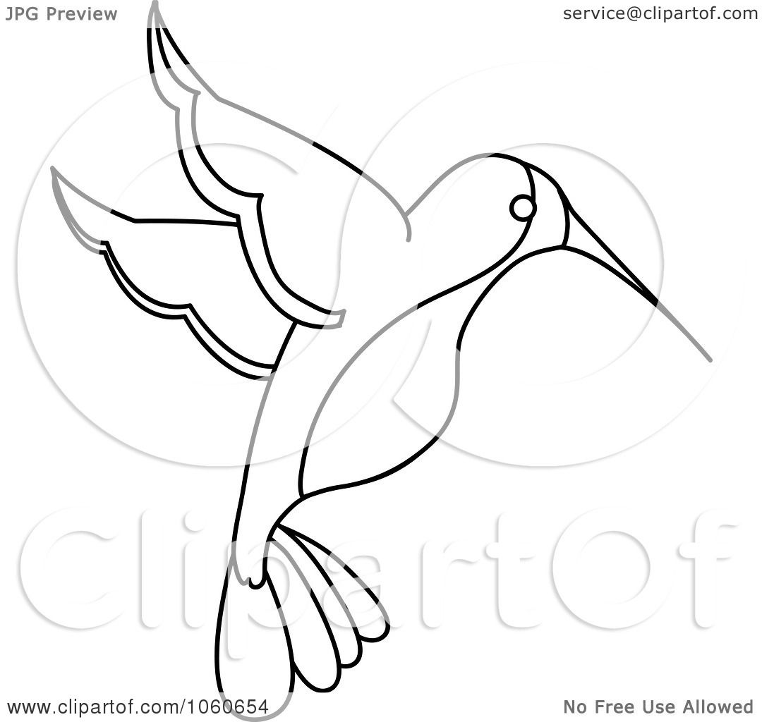 1080x1024 Royalty Free Vector Clip Art Illustration Of An Outlined