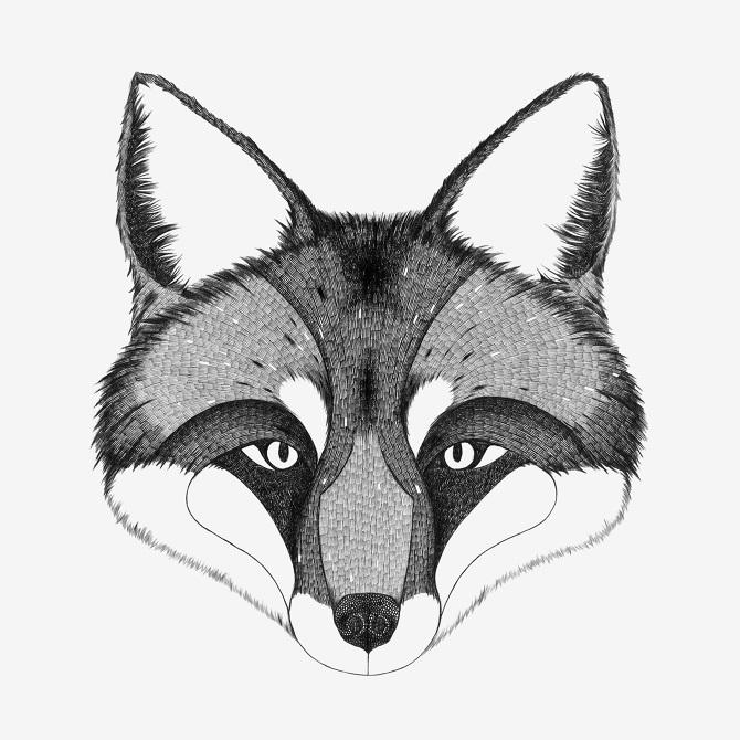 670x670 Animal Masks