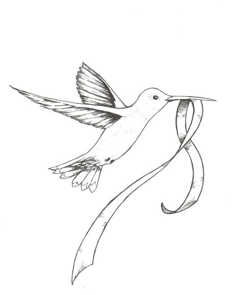 457x579 Tumblr Hummingbird Tattoo Design In 2017 Real Photo, Pictures