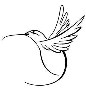 290x305 Hummingbird Tattoos Free Tattoo Ideas Colibri