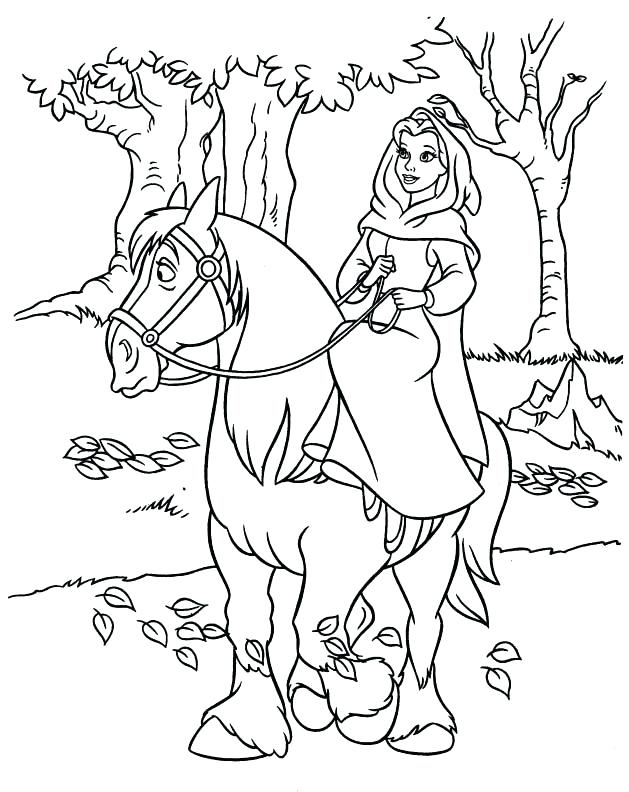 629x792 Horse Printables Coloring Pages Horse Riding School Girl Hugging