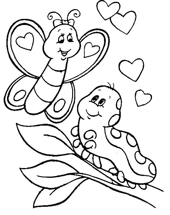 556x705 Remarkable Interesting The Very Hungry Caterpillar Coloring Pages