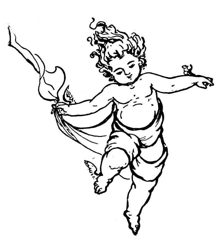 744x834 Figure Drawing Children Caroline Hunt Rimmer