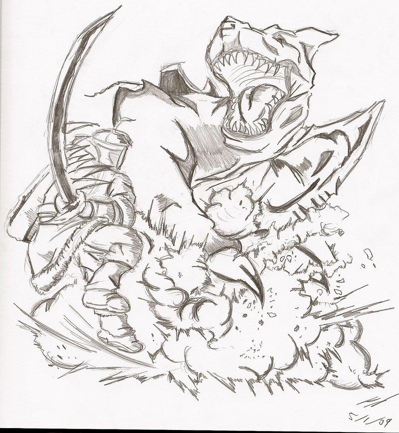 800x868 Monster Hunter Freedom 2 By Chimeraman
