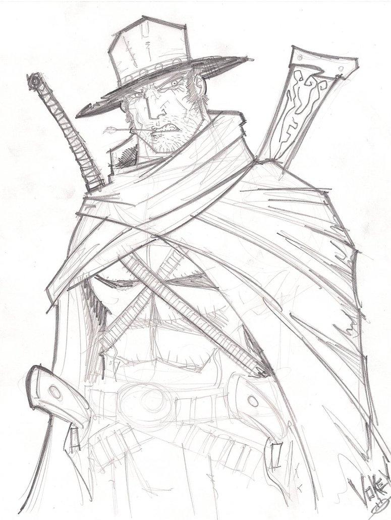 775x1030 Witch Hunter By Gingora