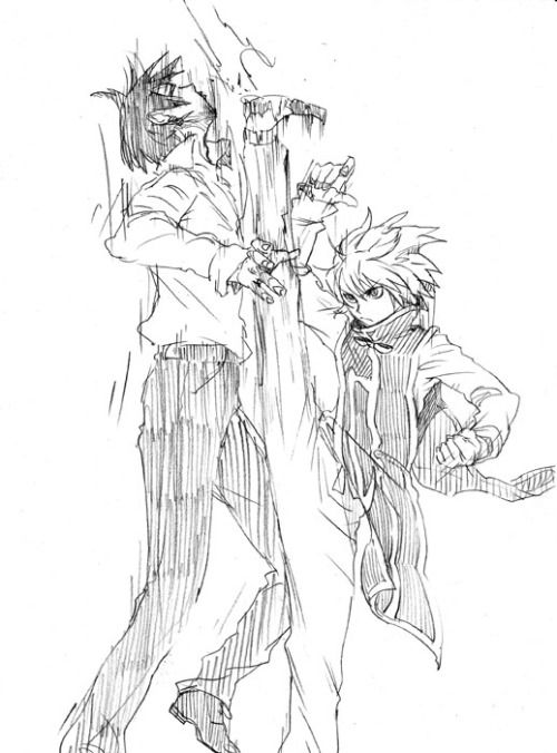 500x676 22 Best Images About Hunter X Hunter